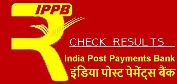 IPPB Result 2018-2019