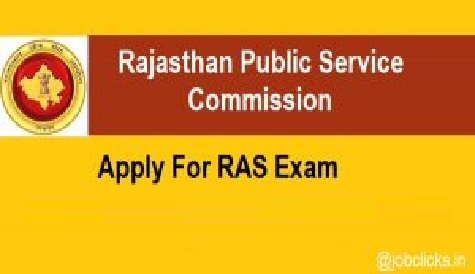 RPSC RAS Application Form 2019-2020