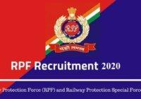RPF Recruitment 2020