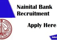 Nainital Bank Recruitment 2020-2021