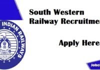 SWR Recruitment 2020-21