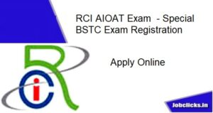 AIOAT Application Form 2020-21