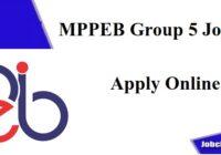 MPPEB Group 5 Recruitment 2020-21