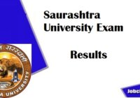 Saurashtra University Result 2020-2021